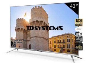 TD Systems tv-43